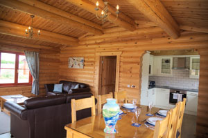 Two Bedroom Lodges